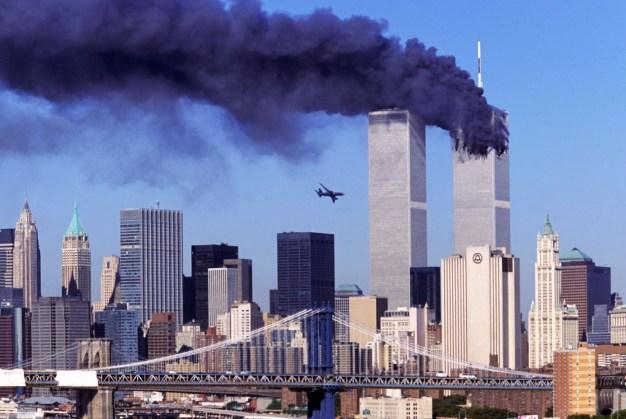 11S avión impacto torre