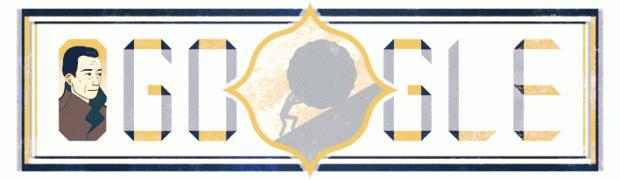 Doodle Centenario Albert Camus