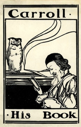 Ex-libris-lewis-carroll