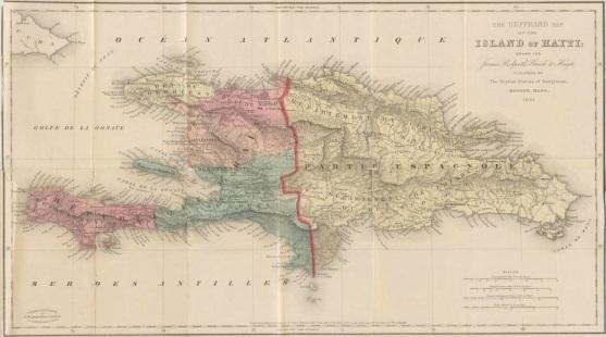Geffrard-map-of-Hayti-1860