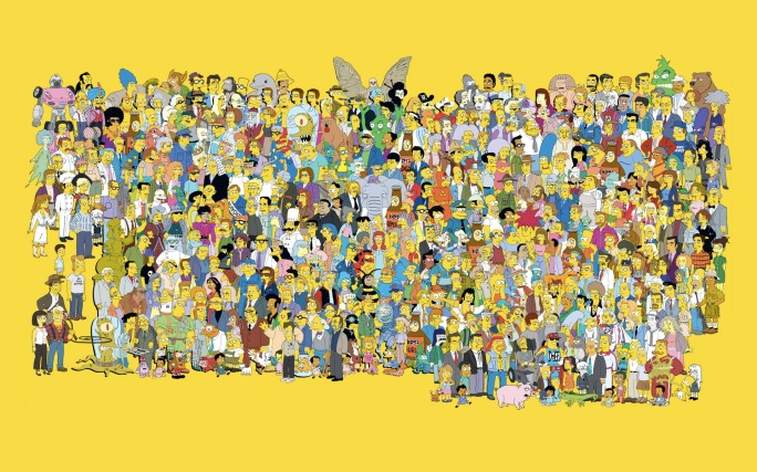 Simpson-all-personajes