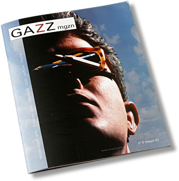 gazz-magazine-numero-0