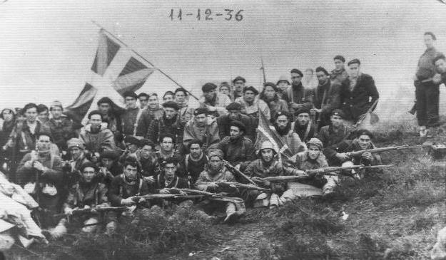 gudaris-durante-la-guerra-civil