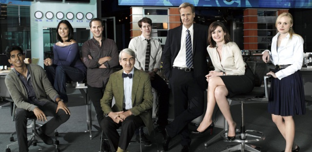 Reparto The Newsroom