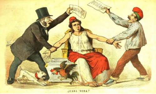 Imagen de España en el siglo XIX