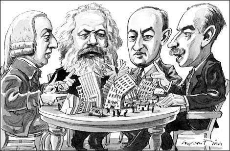 Smith Marx Schumpeter Keynes