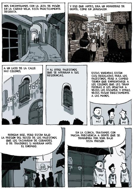 Delisle Crónicas desde Jerusalén