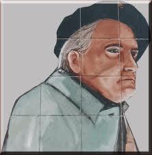 Blas de Otero dibujo