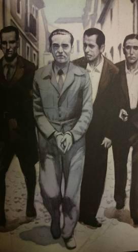 Fernando Vicente Lorca detenido
