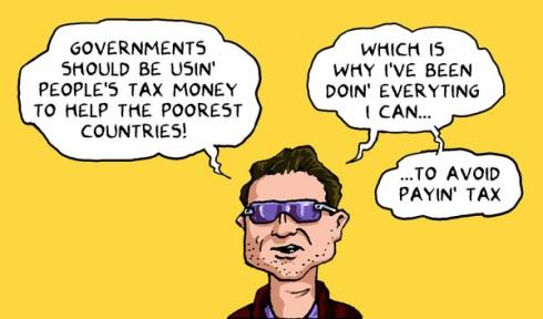 Bono paga impuestos