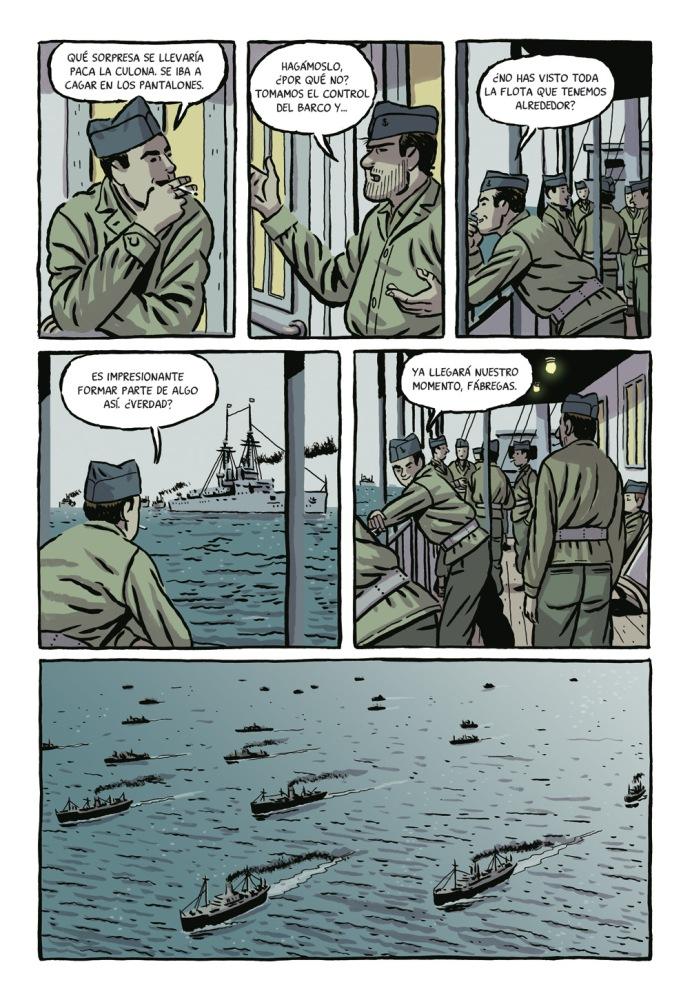 'Los surcos del azar' (2/5)