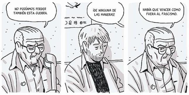 'Los surcos del azar' (3/5)