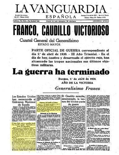 33 libros para entender la Guerra Civil Española (1/5)