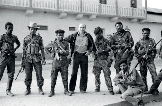 Kapuscinski en Angola 1975
