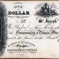 Un dólar dePoyais