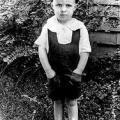Ray Bradbury niño
