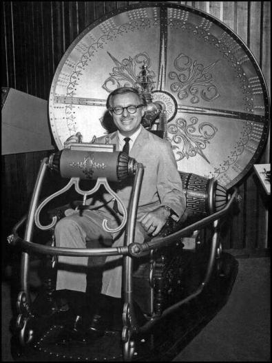 Ray Bradbury Time Machine