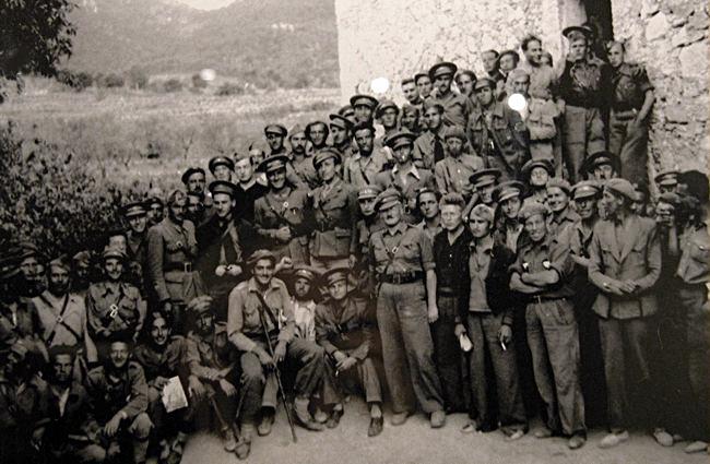 Soldados Brigada Lincoln