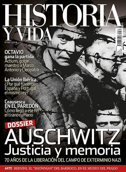 Historia y Vida Auschwitz