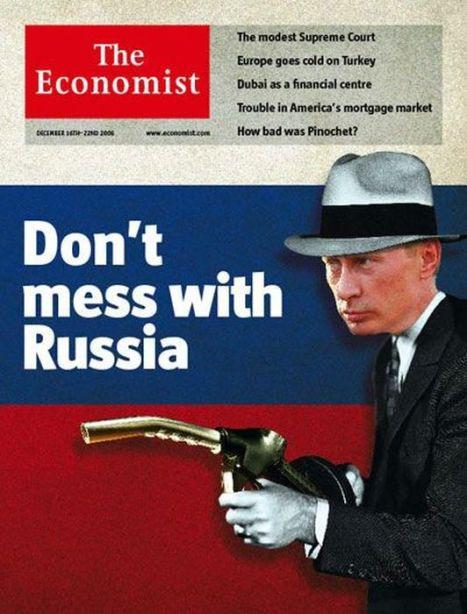 Putin The Economist