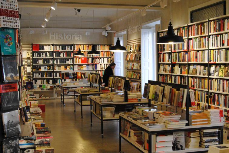 Libreria La Central Callao