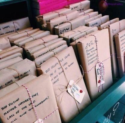 Libros envueltos