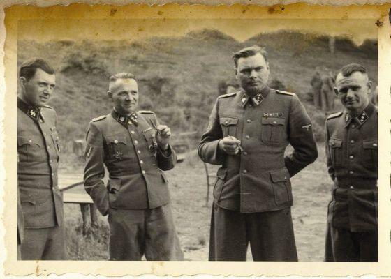 Rudolf Höss y Mengele