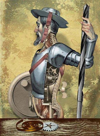 Don Quijote Fernando Vicente
