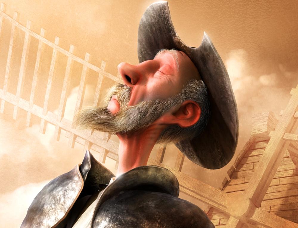El 'Quijote' de Trapiello (2/4)