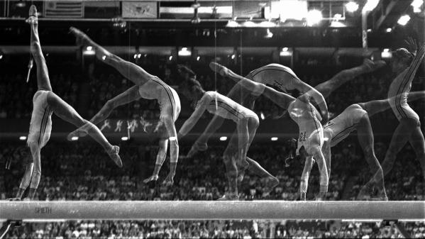 El 10 de Comaneci 1976 Montreal