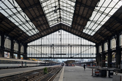 Paris estación Austerlitz