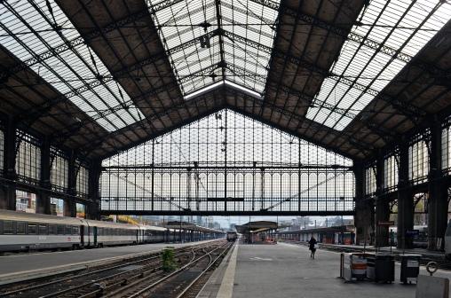 Paris estación Austerlitz