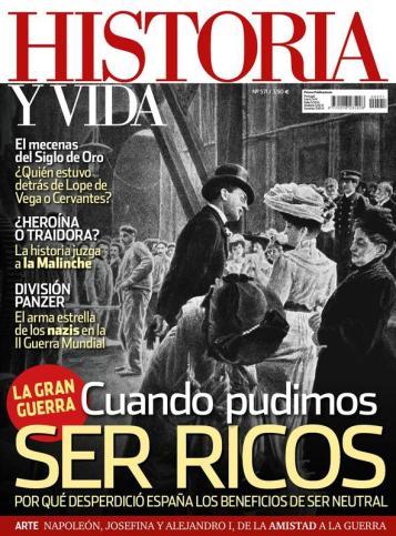 Historia y Vida Octubre 2015