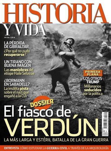 Historia y Vida Mayo 2016 Verdún