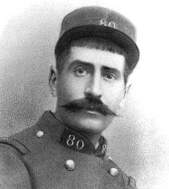 Louis Barthas en la Gran Guerra
