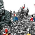 Lenin gigante FernandoVicente
