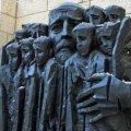 Korzak estatua Jerusalén