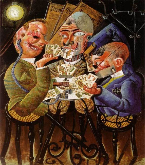 Jugadores de cartas Otto Dix.jpg