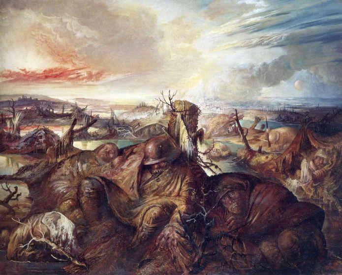 Otto Dix Flandes