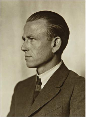 Retrato de Otto Dix